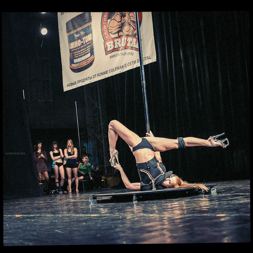 Exotic Pole Dance - Ольга Кода