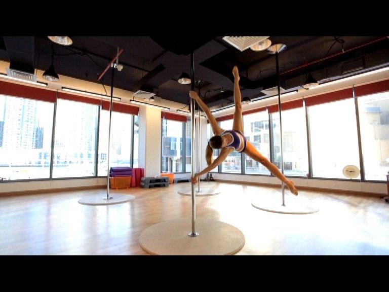 Школы «Pole Fit Dubai» и «Milan Pole Studio Dubai»