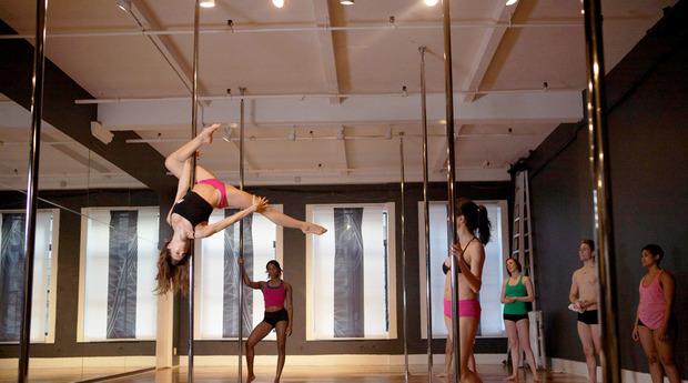 нью-йоркская школа «Body&Pole»
