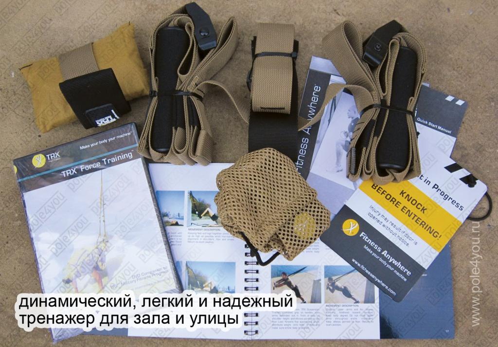 Функциональные петли TRX Force Kit