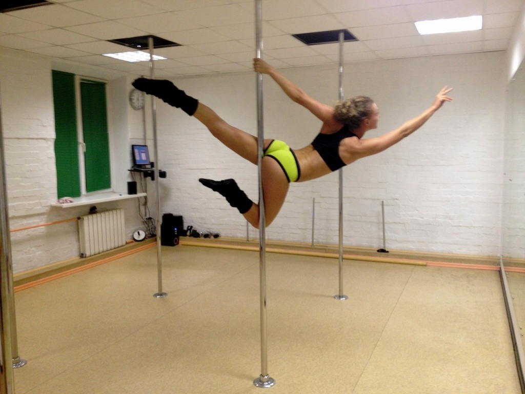 POLE DANCE Butterfly